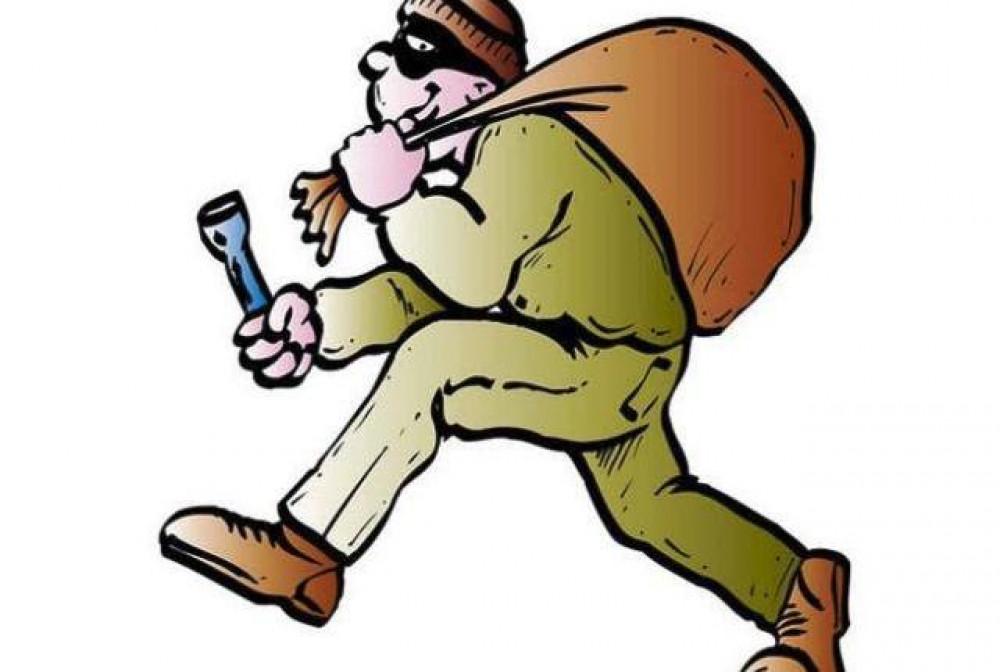 एकैदिन तुलसीपुरका पाँच घरमा चोरी