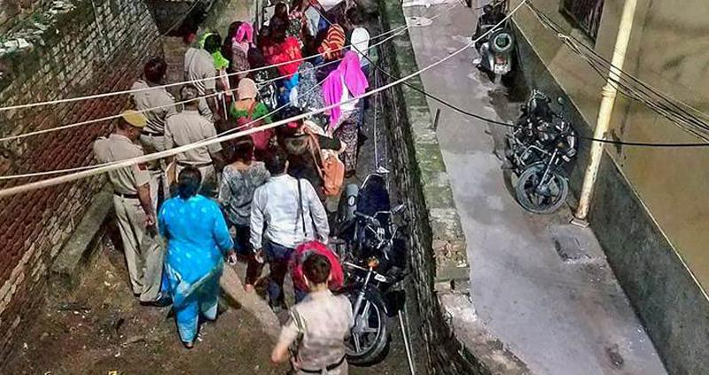 भारतबाट ३७ नेपाली महिलाको उद्धार